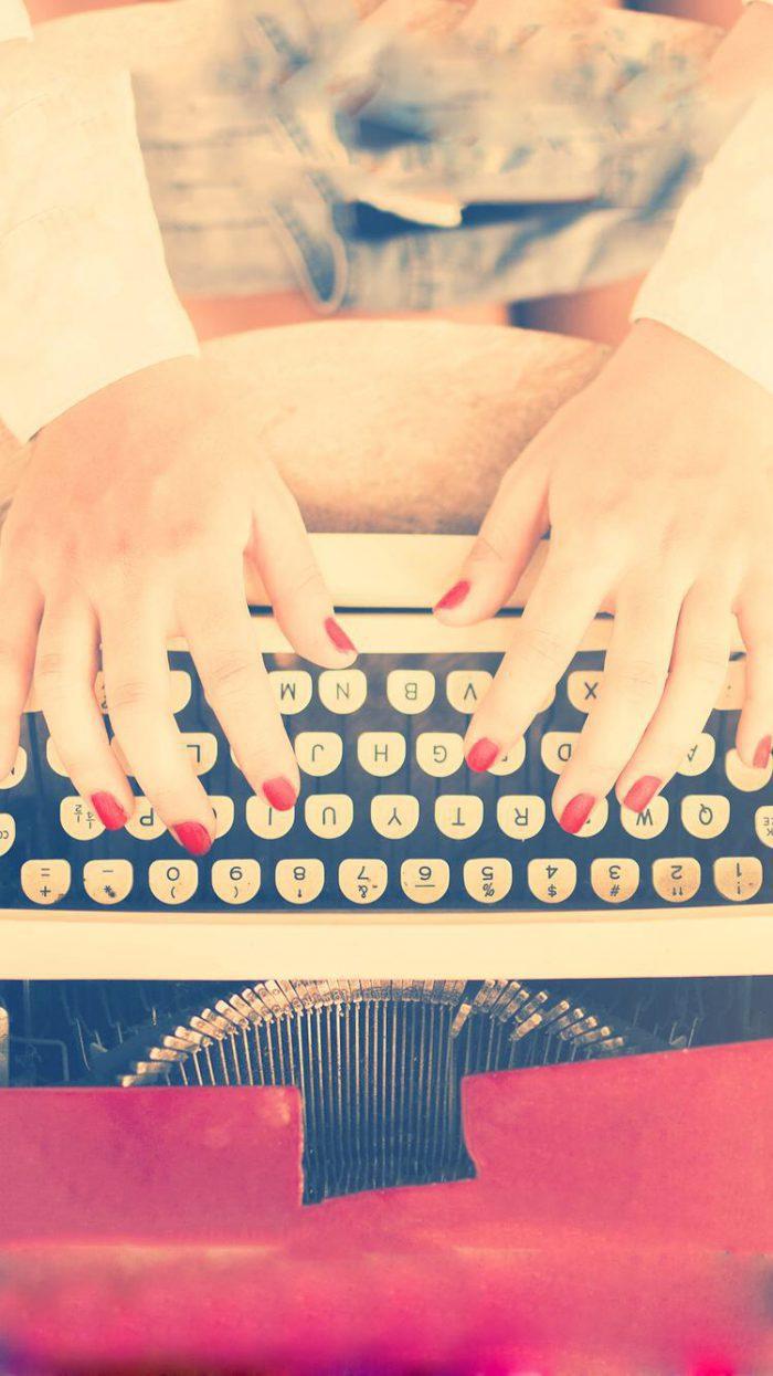 Scrivo perchè