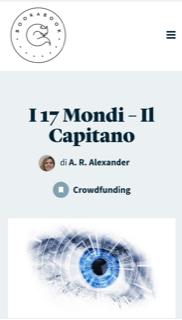 I 17 Mondi – Il Capitano (libro uno)