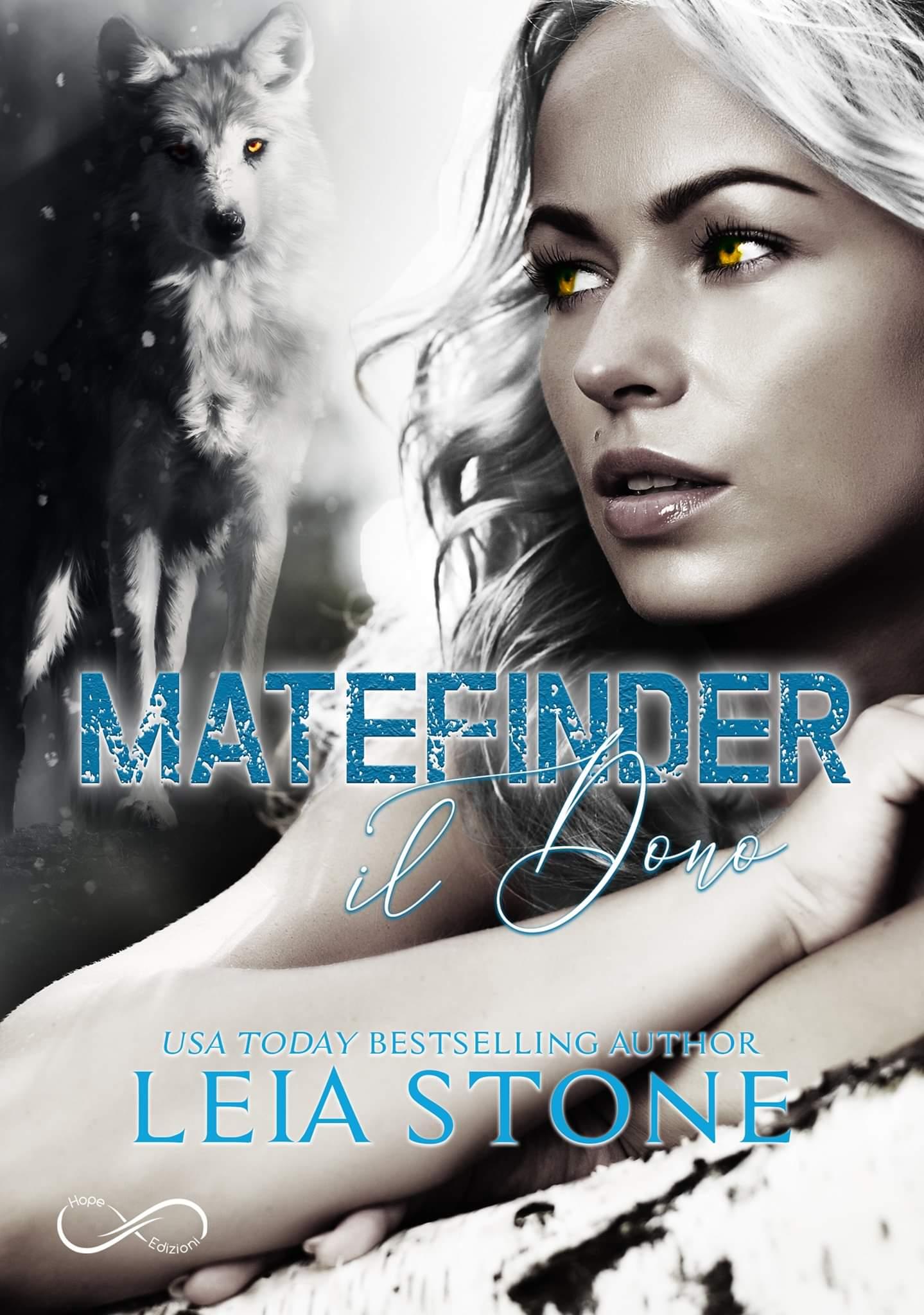 Cover Reveal: Matefinder – Il Dono
