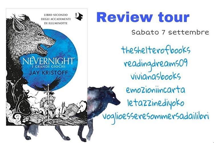 Review Tour: Nevernight II. I grandi giochi