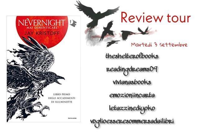 Review Tour: Nevernight I. Mai dimenticare