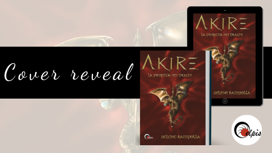 Cover reveal: Akire 2