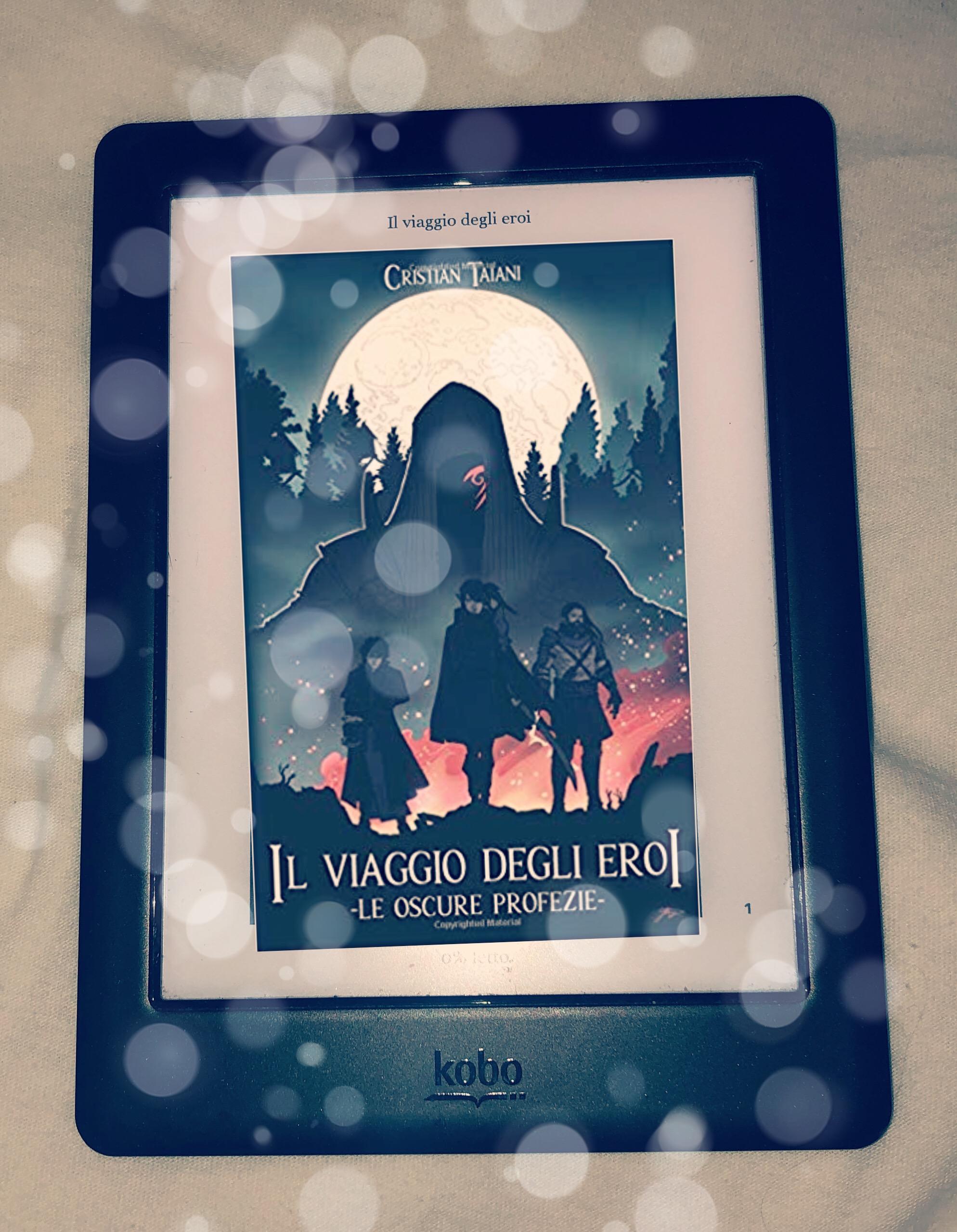 Il viaggio degli eroi- Le oscure profezie
