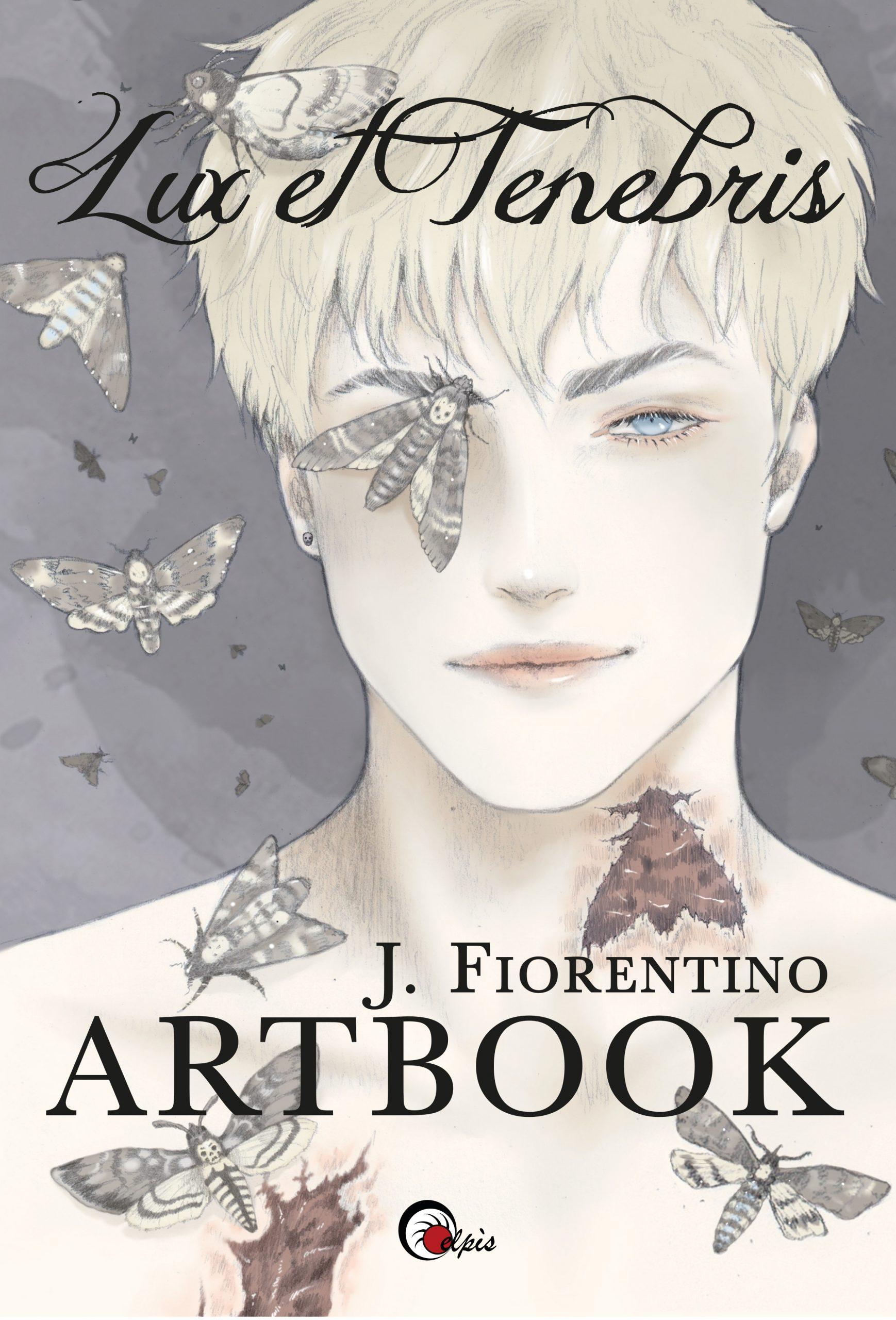 Cover reveal Artbook: LUX ET TENEBRIS