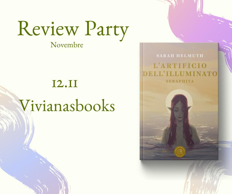 Review Party: L'artificio dell'illuminato