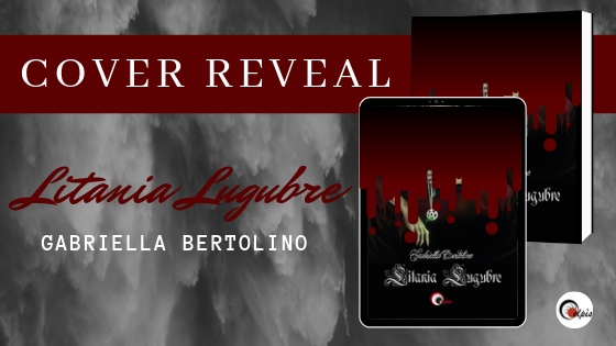 Cover reveal: Litania Lugubre