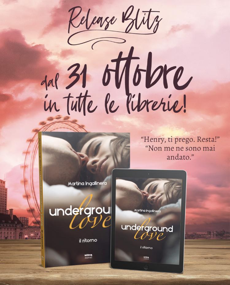 Segnalazione: Underground Love – Il ritorno