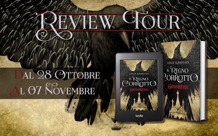 Review Tour: Il regno corrotto