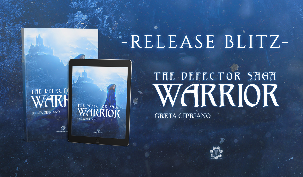 Segnalazione: Warrior – The Defector saga