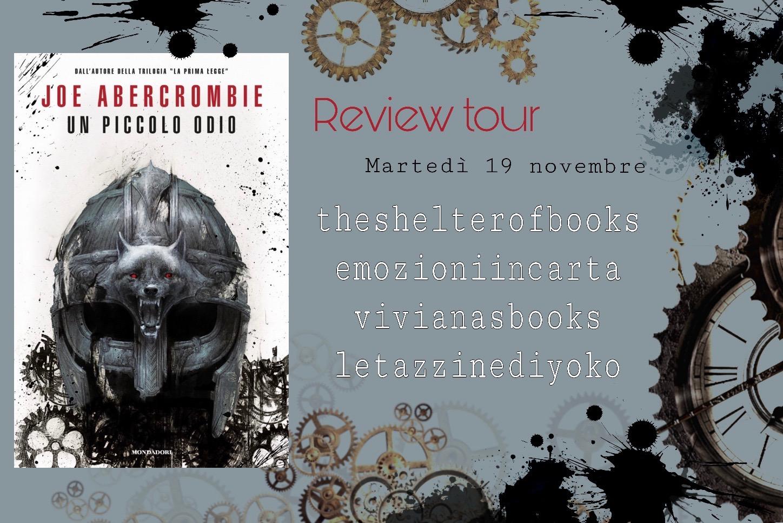 Review Tour: Un piccolo odio