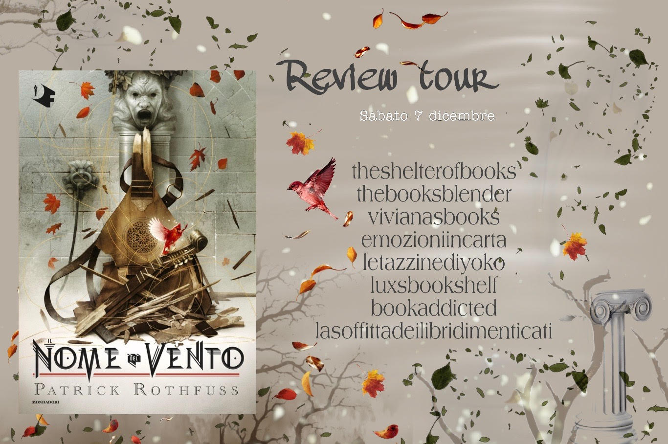 Review Tour: Il nome del vento