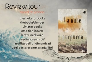 Review Tour: La nube purpurea