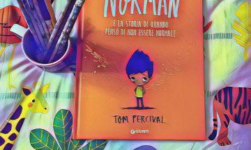 Norman e la storia di quando pensò di non essere normale