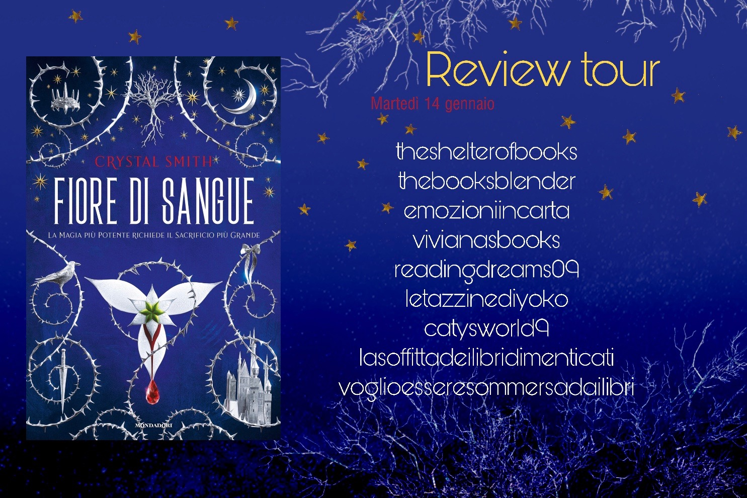 Review Tour: Fiore di sangue