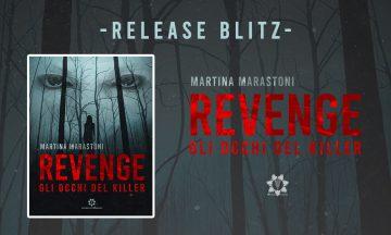 Segnalazione: Revenge – Gli occhi del Killer