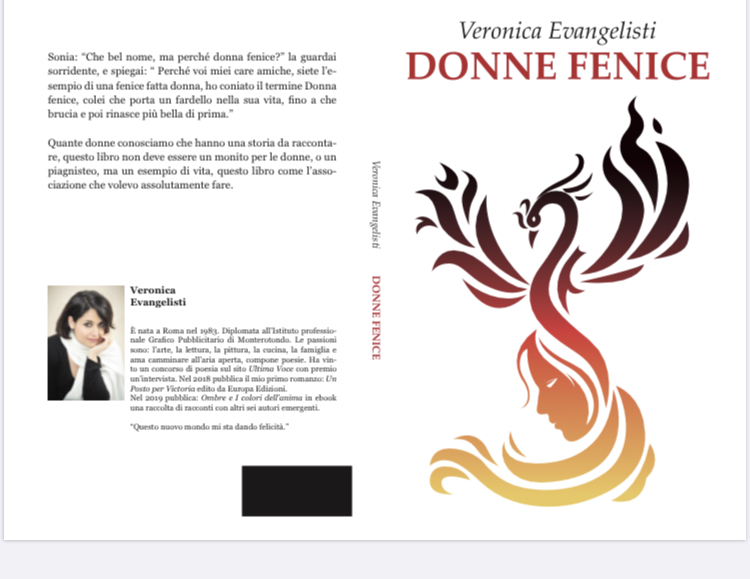Cover reveal: Donne Fenice
