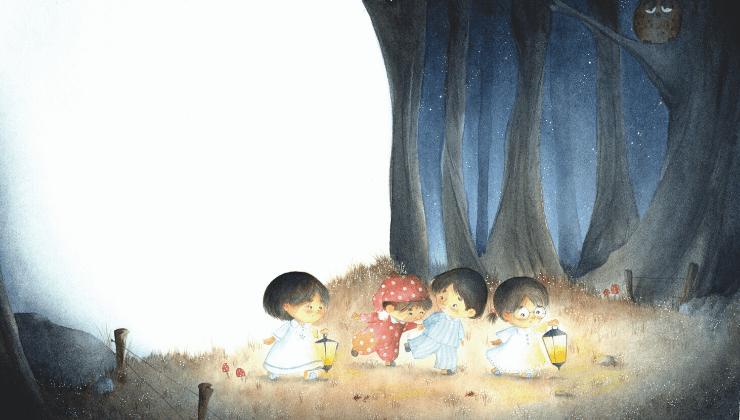 Segnalazione: La luna incastrata nel pozzo