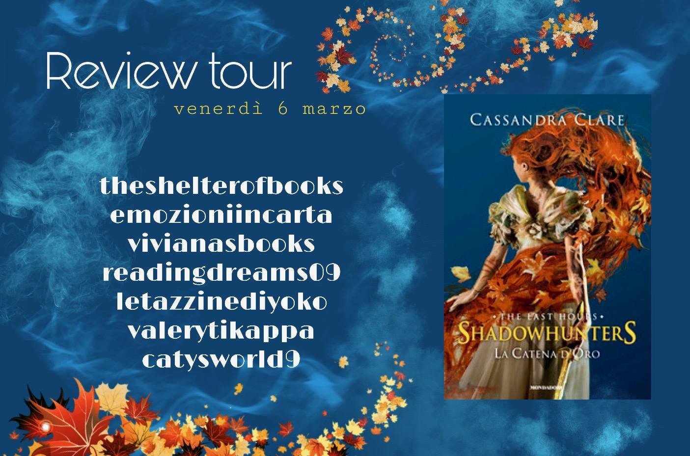 Review Tour: La catena d'oro