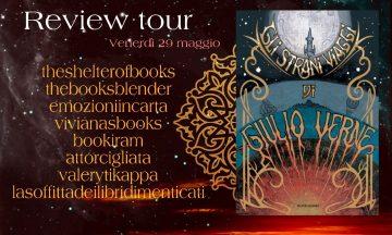 Review Tour: Gli strani viaggi di Jules Verne