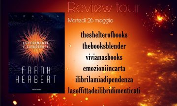 Review Tour: Esperimenti e catastrofi