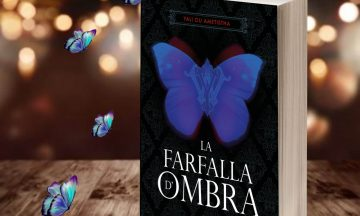 Cover Reveal: La farfalla d'ombra