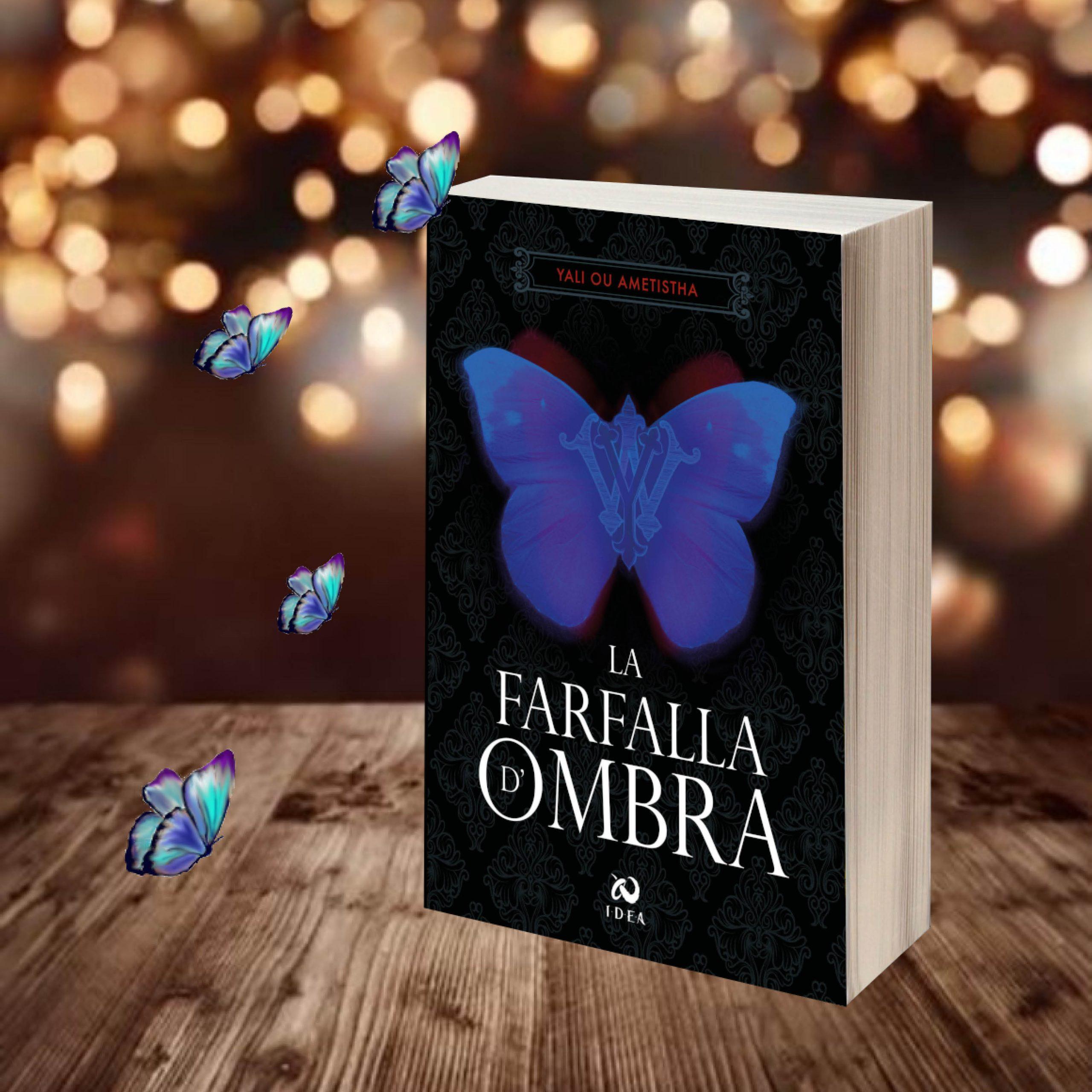 Cover Reveal: La farfalla d'ombra