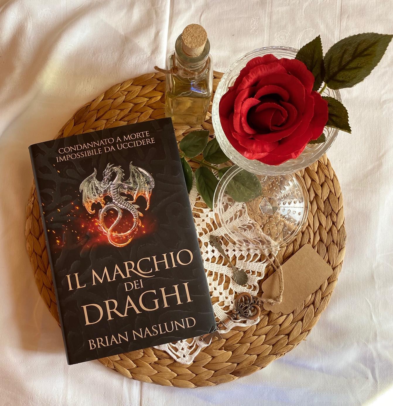 Il marchio dei draghi: un  fantasy accattivante!