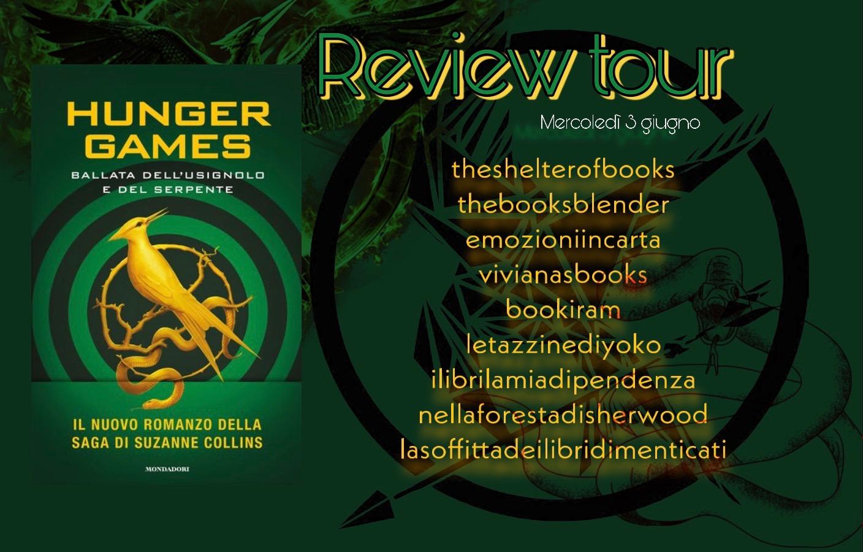 Review Tour: Hunger Games – Ballata dell'usignolo e del serpente