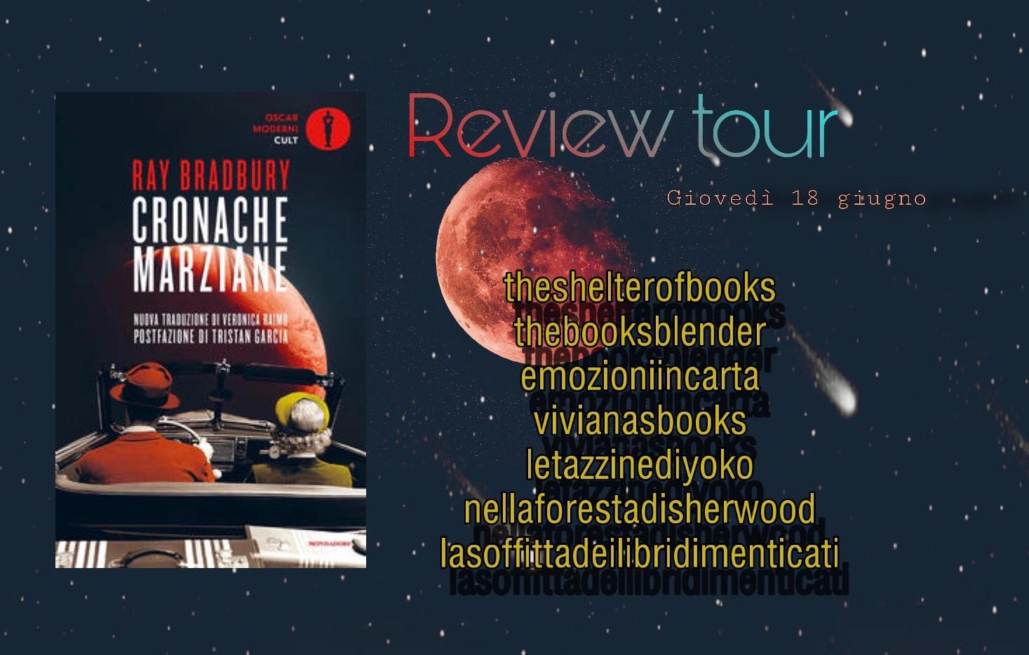 Review Tour: Cronache marziane