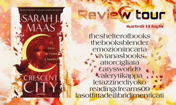 Review Tour: Crescent City. La casa di sangue e terra