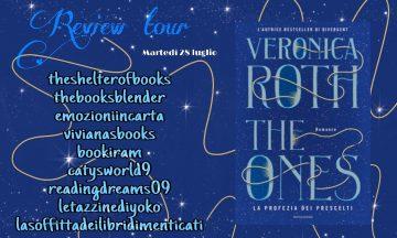 Review tour: The ones – La profezia dei prescelti