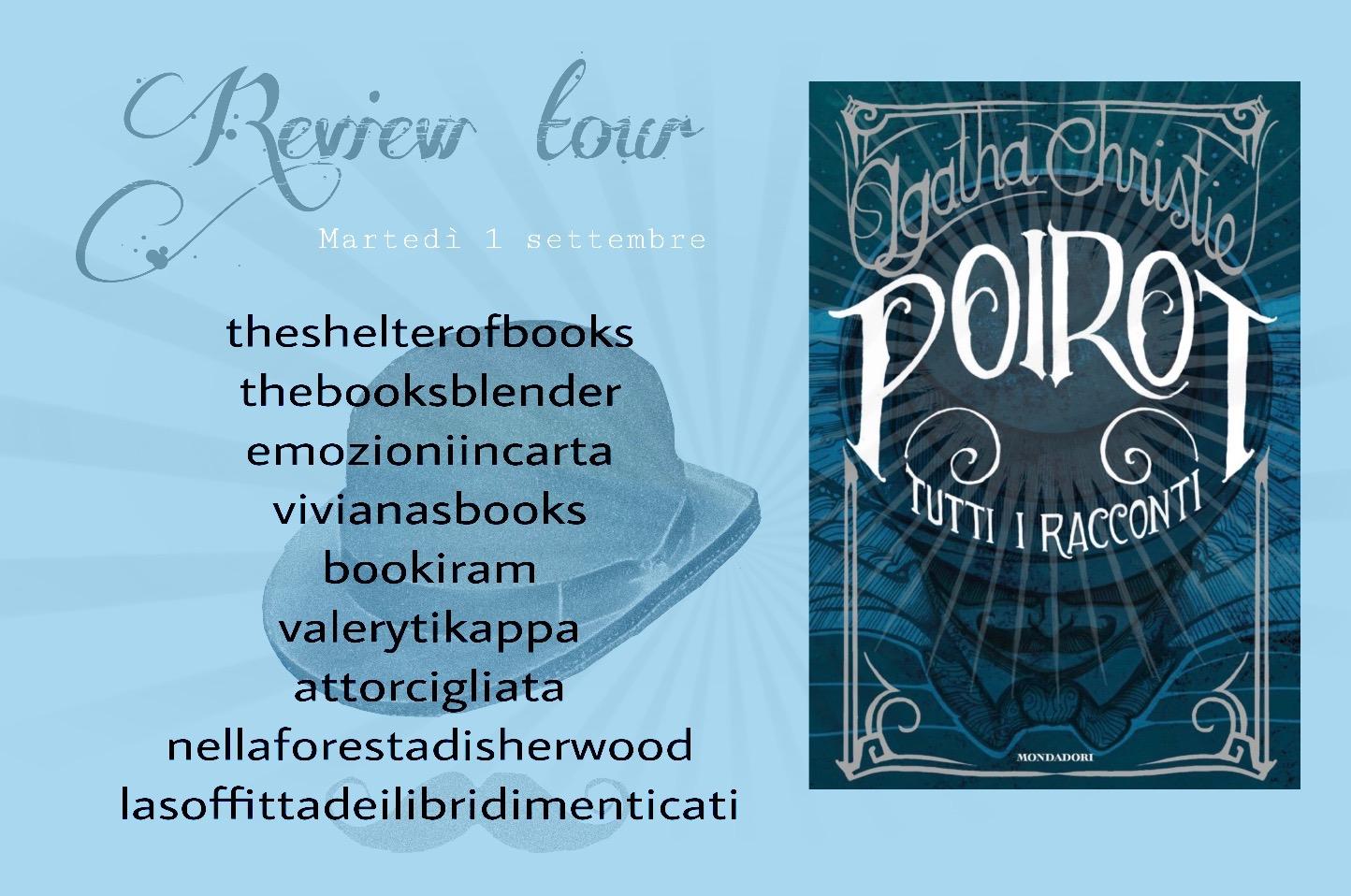Review Tour: Poirot. Tutti i racconti