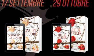 Cover reveal: Principe di Cuori – Re di Anime