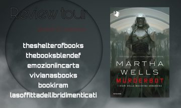 Review Tour: Murderbot- I diari della macchina assassina