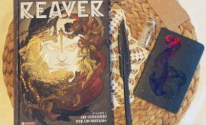 Reaver vol.1 – Sei guerrieri per un inferno