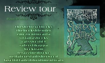 Review tour:Il grande libro dei racconti di Sherlock Holmes