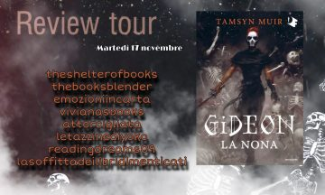 Review Tour: Gideon la nona