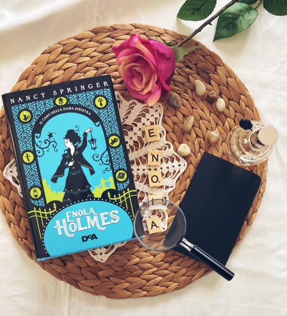 Enola Holmes- Il caso della dama sinistra