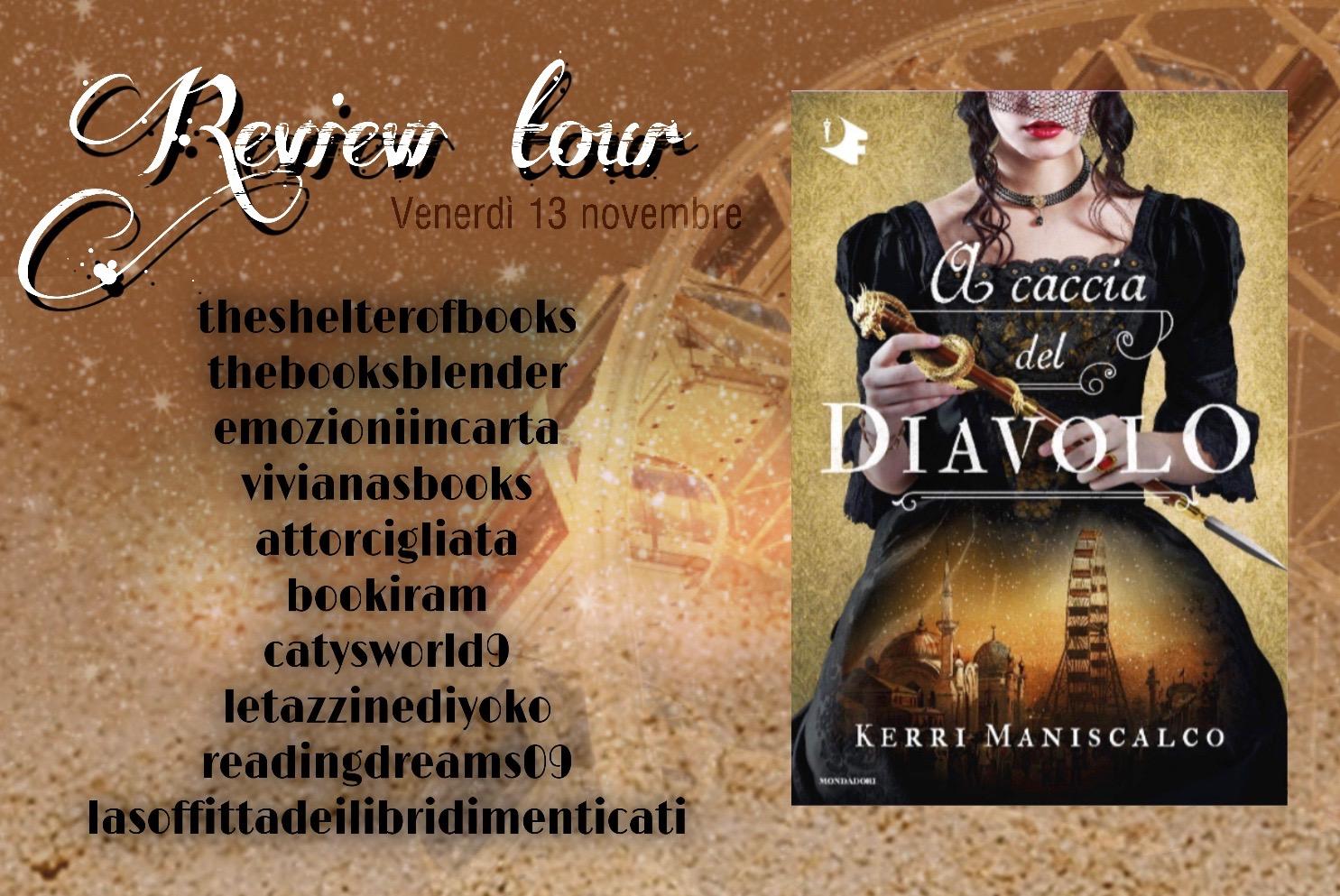 Review Tour: A caccia del diavolo