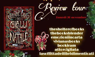 Review Tour: Il grande libro dei gialli di Natale