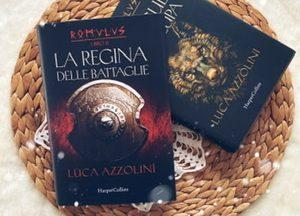 Romulus Libro II: La Regina delle battaglie