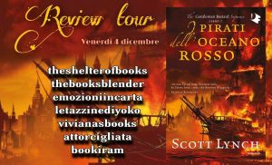 Review Tour: I pirati dell'oceano rosso