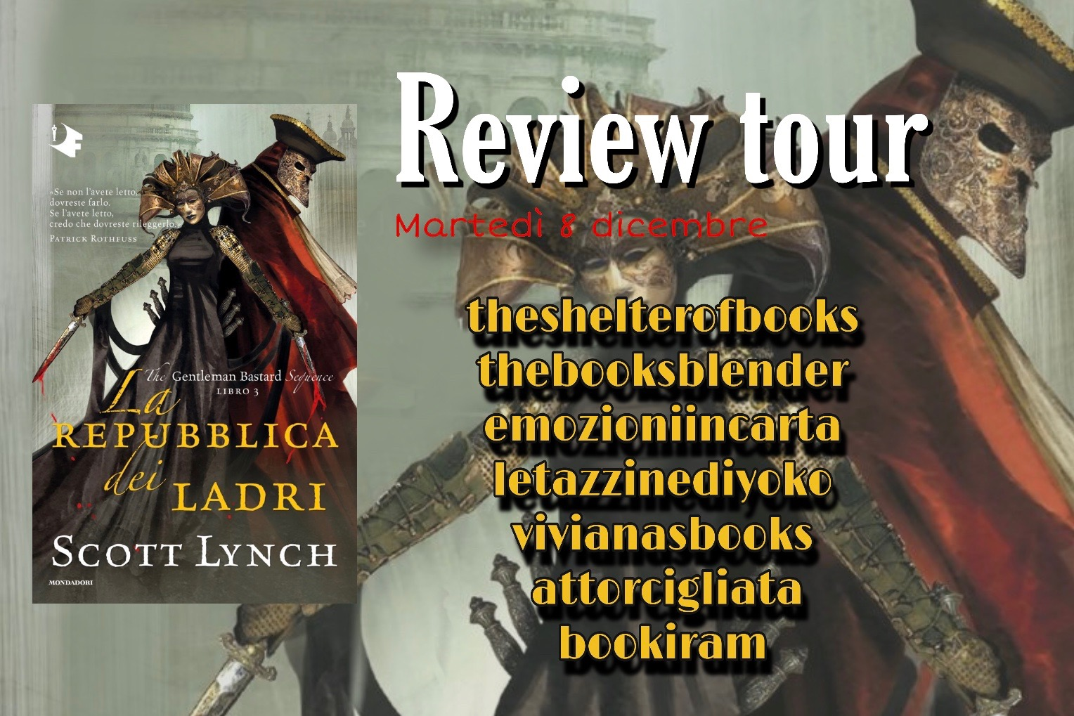 Review Tour: La repubblica dei ladri