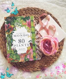 Il giro del mondo in 80 piante