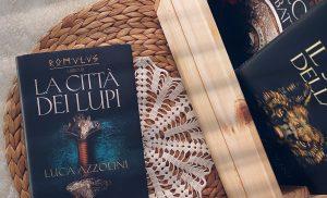 Romulus Libro III: La città dei lupi